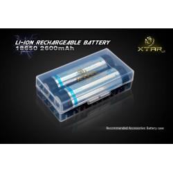 Batería 18650 2600mAh Xtar