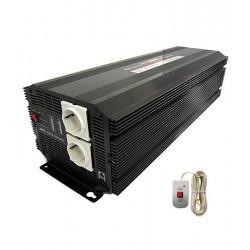 Inversor 4000W 12V/220V +...