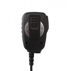 Komunica Micro-Altavoz Compacto Compatible Hytera series PD-605/665/685 etc