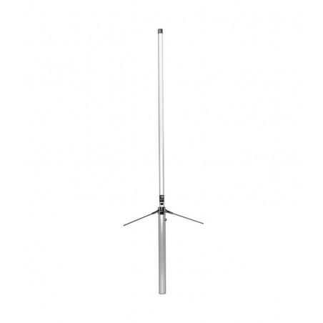 Antena base UHF fibra-vidrio 430-490MHz