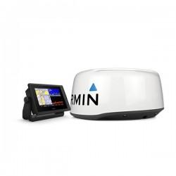 Pack GPSMAP® 722xs Plus con radar de antena cerrada GMR™ 18 HD+