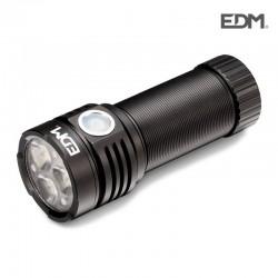 Linterna led flashlight 3 x...