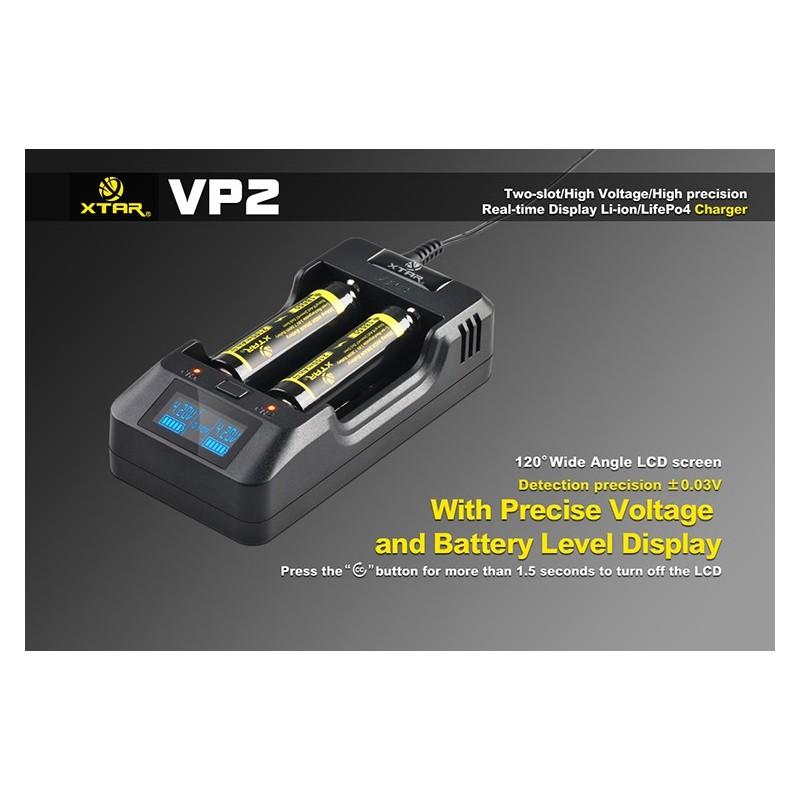 Cargador Digital VP2